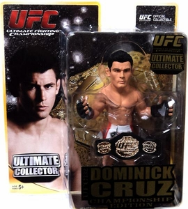 Dominick Cruz Ultimate Collector Series 10 UFC 132 Championship Edition