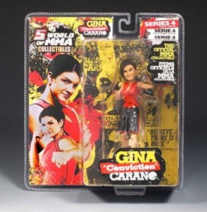 "Gina ""Conviction"" Carano World Of MMA (WOMMA) Champions Series 4"