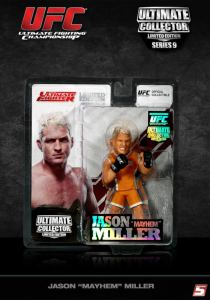"Jason ""Mayhem"" Miller Ultimate Collector Series 9 Limited Edition"