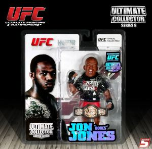 "Jon ""Bones"" Jones Ultimate Collector Series 8 Limited Edition"