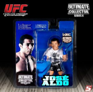 "Jose ""Junior"" Aldo Ultimate Collectors Series 8 Limited Edition"