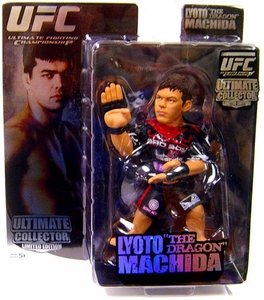 "Lyoto ""The Dragon"" Machida Ultimate Collector Series 1 Limited Edition"
