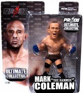 "Mark ""The Hammer"" Coleman Ultimate Collector Series 10 Pride Edition"