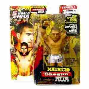 "Mauricio ""Shogun"" Rua World Of MMA (WOMMA) Champions Series 4"