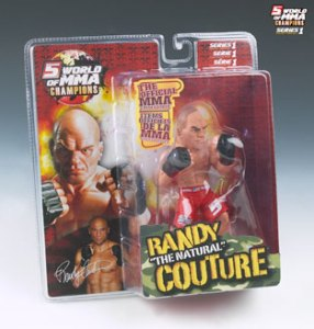 "Randy ""The Natural"" Couture World Of MMA (WOMMA) Champions Series 1"