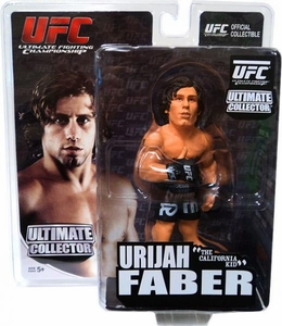 "Urijah ""The California Kid"" Faber Ultimate Collector Series 7"