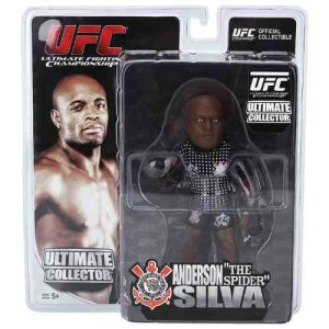 "Anderson ""The Spider"" Silva Ultimate Collector Series Brazil Exclusive Special Edition"