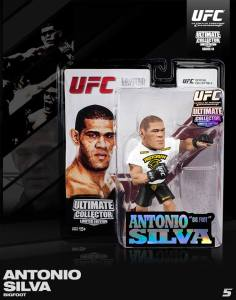 "Antonio ""Bigfoot"" Silva Ultimate Collector Series 13 Limited Edition"