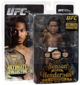 "Benson ""Smooth"" Henderson Ultimate Collector Series 13"