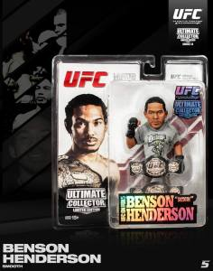 "Benson ""Smooth"" Henderson Ultimate Collector Series 13 Limited Edition"