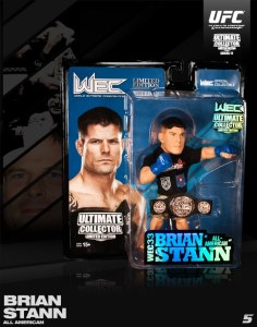 "Brian ""All American"" Stann Ultimate Collector Series 12 Limited Edition"