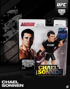 Chael Sonnen Ultimate Collector Series 13 Limited Edition