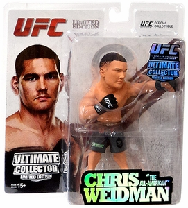 "Chris ""The All American"" Weidman Ultimate Collector Series 13.5 Limited Edition"
