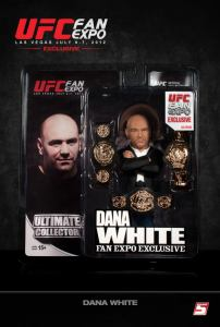Dana White Ultimate Collector Seies UFC Fan Expo 2012 Las Vegas