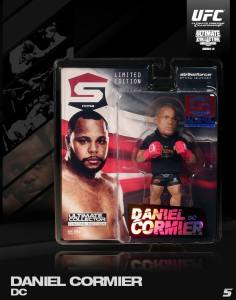 "Daniel ""DC"" Cormier Ultimate Collecter Series 14 Limited Edition"