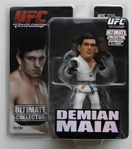 Demian Maia Ultimate Collector Series Brazil Exclusive Special Edition