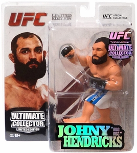 "Johny ""Bigg Rigg"" Hendricks Ultimate Collector Series 13.5 Limited Edition"