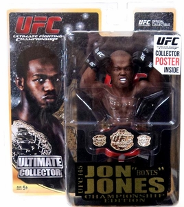 "Jon ""Bones""' Jones Ultimate Collector Series 11 UFC 145 Championship Edition"