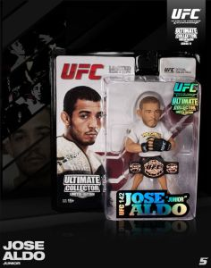 "Jose ""Junior"" Aldo Ultimate Collector Series 12 Limited Edition"