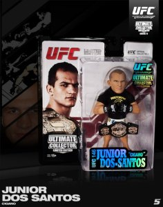 "Junior ""Cigano"" Dos Santos Ultimate Collector Series 12 Limited Edition"