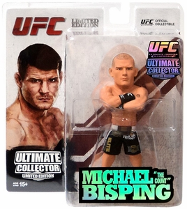 """Michael """"The Count"""" Bisping Ultimate Collector Series 13.5 Limited Edition"""