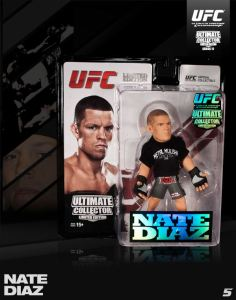 "Nate ""The Kid From Stockton"" Diaz Ultimate Collector Series 12 Limited Edition"