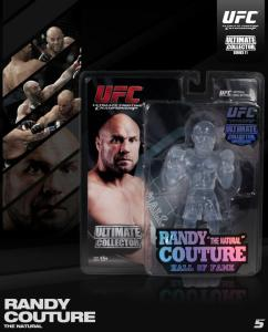 "Randy ""The Natural"" Couture Ultimate Collectoer Series 11 Limited Hall of Fame Edition"