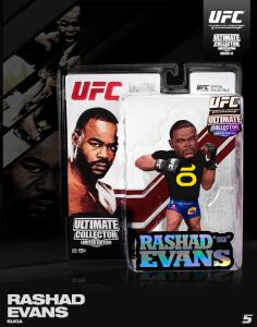 """Suga"" Rashad Evans Ultimate Collector Series 13 Limited Edition"