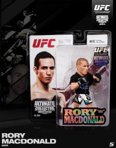 "Rory ""Ares"" MacDonald Ultimate Collector Series 13 Limited Edition"