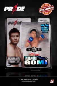 "Takanori ""The Fireball Kid"" Gomi Ultimate Collector Series WalkOutWear.com Exclusive Pride Edition"