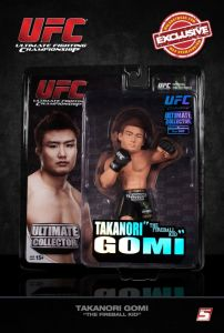 "Takanori ""The Fireball Kid"" Gomi Ultimate Collector Series WalkOutWear.com Exclusive UFC Edition"