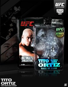 "Tito ""The Huntington Beach Bad Boy"" Ortiz Ultimate Collector Series 12 Limited Hall of Fame Edition"