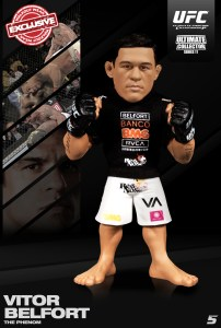 "Vitor ""The Phenom"" Belfort Ultimate Collector Series 11 Limited Edition"
