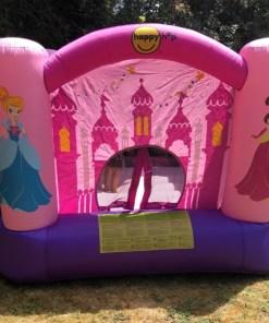 Die Hüpfburg für kleine Prinzessinen