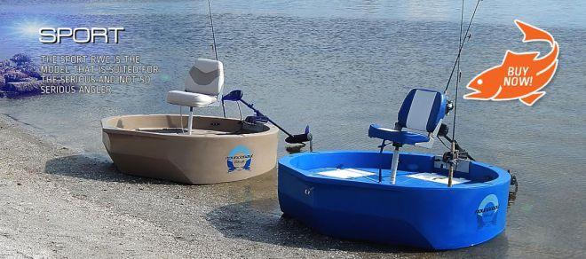 Sport RWC One Man Round Boat