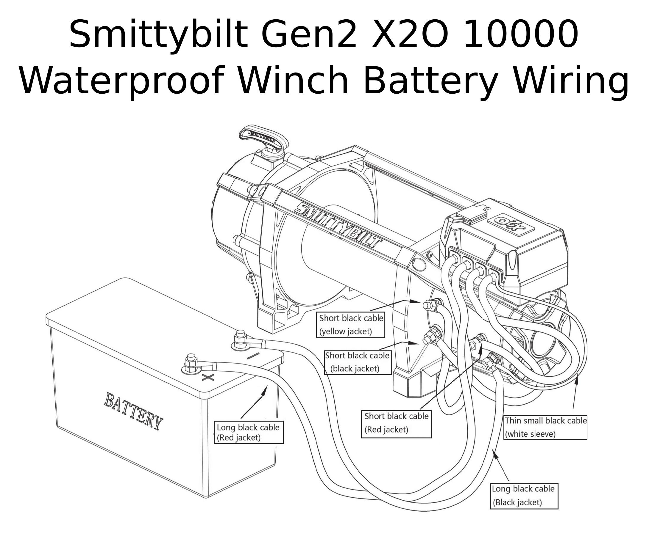 Complete Specs Smittybilt Gen2 X2o Waterproof