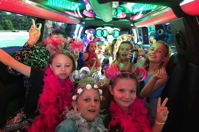 Special Events Celebrations Round Lake Party Bus Limo Services