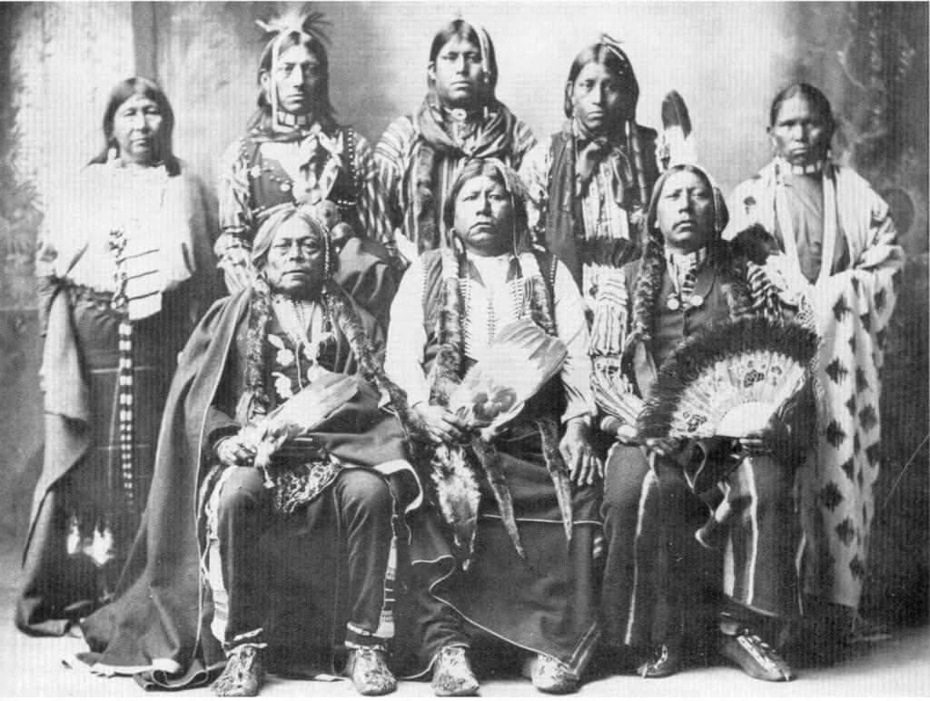 The Tonkawa Indians