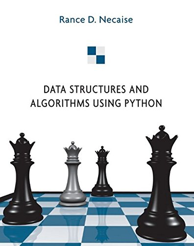 Text Book - Data Structures and Algorithms using Python