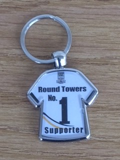 Club Key Ring (Away Jersey) (2)
