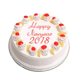Online New Year Cake Delivery