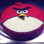 Angry Bird Cake Delivery Service