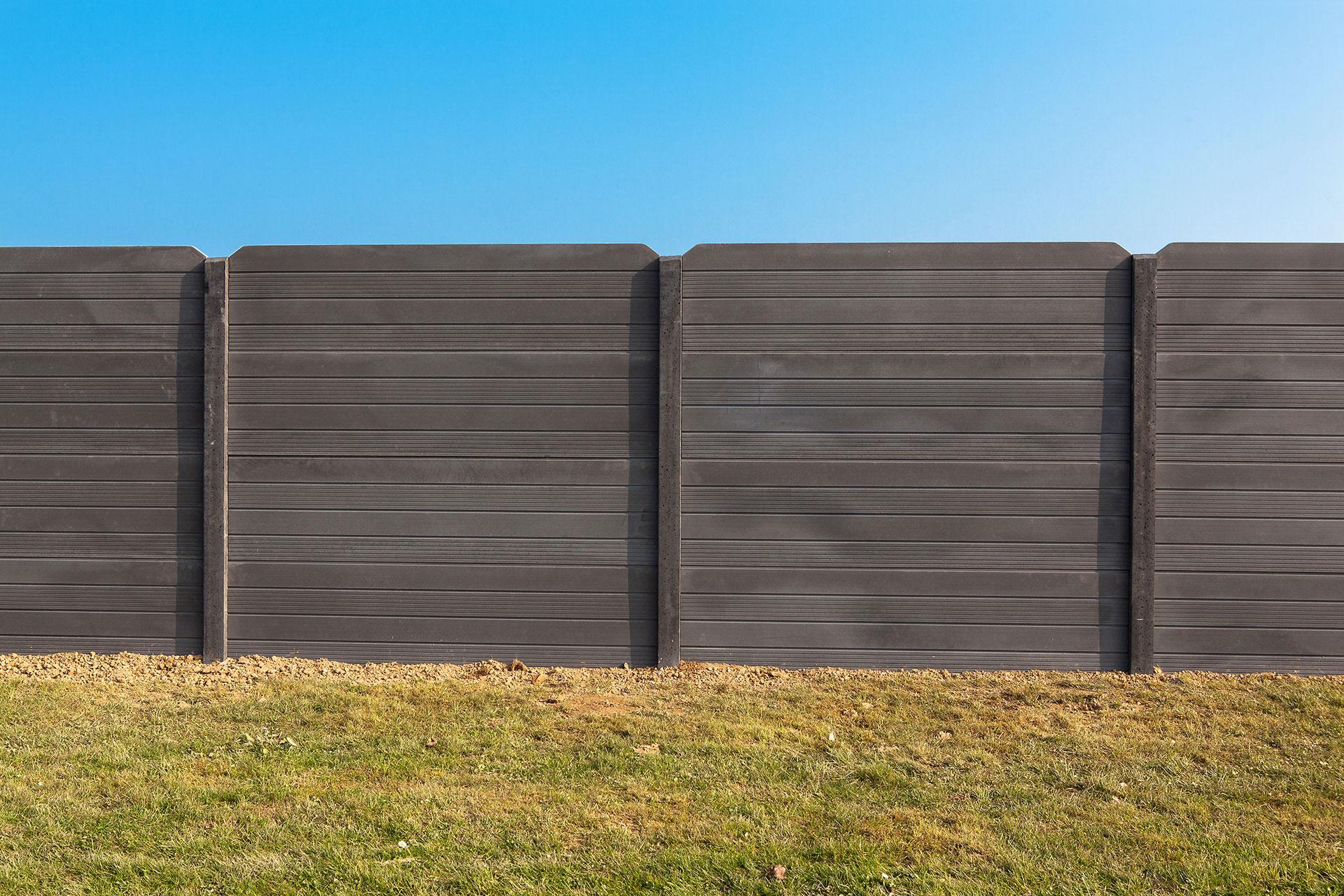 Rousseau Clotures Specialiste En Fabrication De Cloture Beton