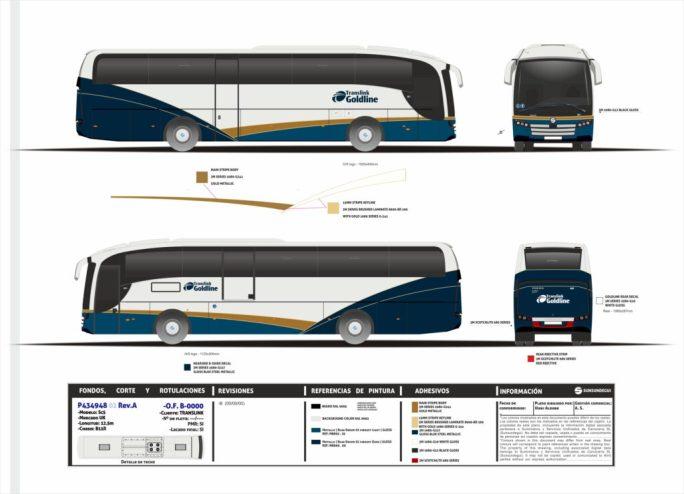 Translink Sunsundegui dibujo de pintura 4x2
