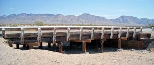 County applying for grants to rebuild dozens of Mojave Desert bridges