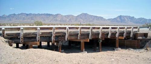 County applying for grants to rebuild dozens of Mojave Desert bridges