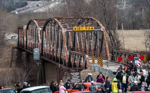 Gasconade River Bridge, Hazelgreen, Missouri