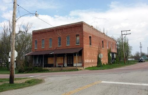 Old Phillipsburg General Store, Phillipsburg, Missouri