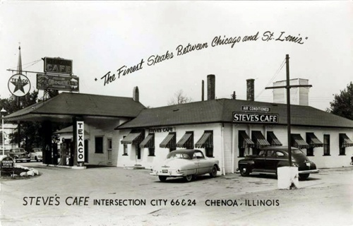The Tropics, Steve's Cafe inducted into Illinois Route 66 Hall of Fame