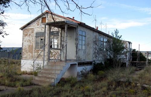 Grants Milan original aiport building
